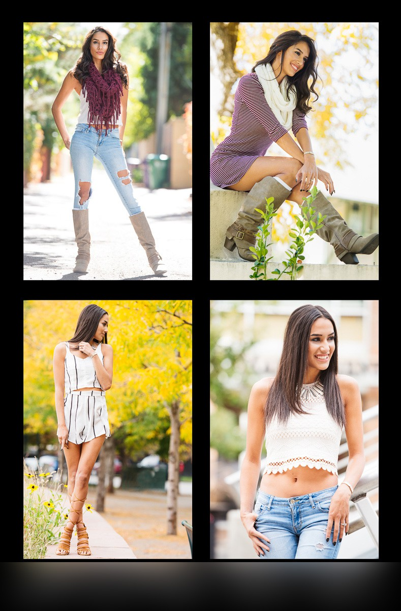 Comp cards for high school seniors